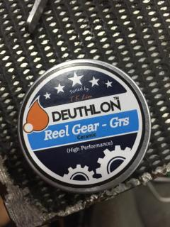 Deuthlon Reel Grease