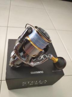 Shimano stella c3000