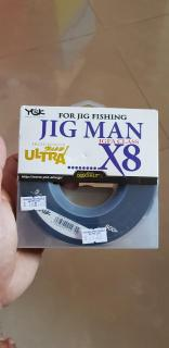 YGK Jig Man X 8, PE 5