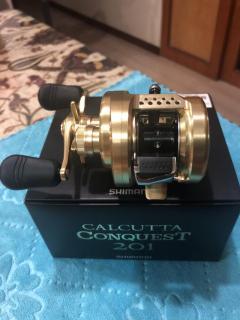 Calcutta Conquest  201 left