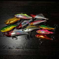 [RESERVED] Vibes Lure Set (14g - 28g)