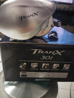 WTS/WTT Shimano TranX 301