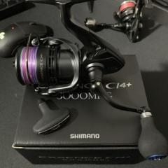 Shimano EXSENCE 3000MHG CI4+