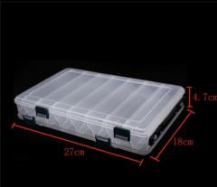 Double side tackle box(large)