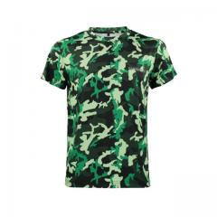 Shimano dry fit camo green