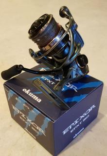 Okuma Epixor XT30 & Pioneer Rod