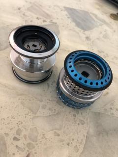 Spare spool