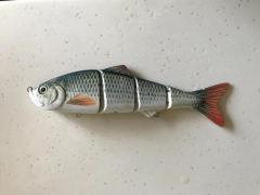 10 inch Multi-Jointed Swimbait