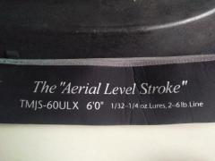 Evergreen Temujin The Aerial Level Stroke