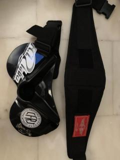 MC Works TT Gimbal Belt and Back Support