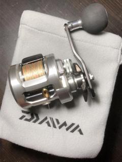[Reserved] Daiwa Catalina BJ200SH-L (Leftie)