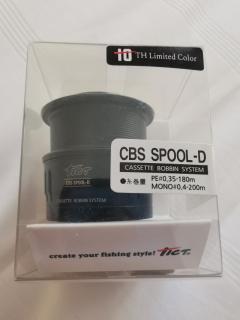 Tict 10th Anniversary Limited CBS spool