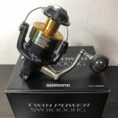 Shimano Twinpower SW8000HG