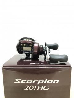 Shimano Scorpion 201HG