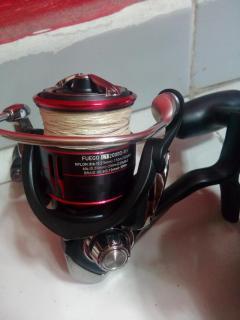 Daiwa Fuego 2000D-XH