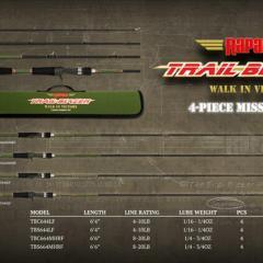 Rapala Trailblazer spin 8-20
