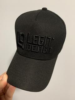Legit Design Cap