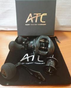 ATC Combat Plus 201 with drag clicker