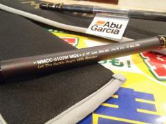 ABU GARCIA WORLD MONSTER WMCC-6102M MGS