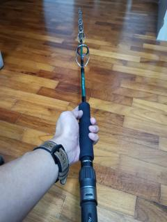Ripple Fisher 577 Jigging Rod (Japan)