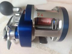 2014 Daiwa Ryoga Bay Jigging C2025PE-SH  (magseal)