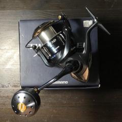 Shimano Twinpower XD 4000XG
